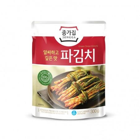 CJ BIBIGO JONGGA (RF) JONGGA  Jungzwiebel Kimchi 300g 1