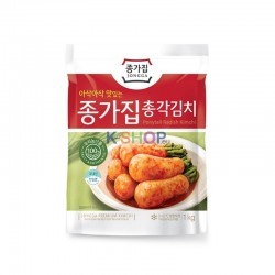 CJ BIBIGO JONGGA (Kühl) JONGGA Rettich Kimchi 1kg 1