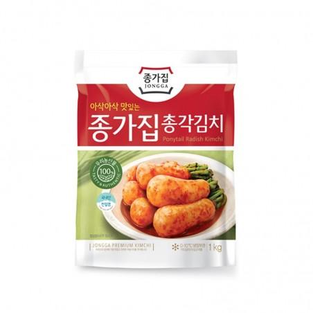 CJ BIBIGO JONGGA (RF) JONGGA Radish Kimchi 1kg 1