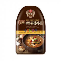 CJ DADAM CJ BEKSUL (RF) CJ BEKSUL Soup Base for Doenjang Jjigae 140g 1