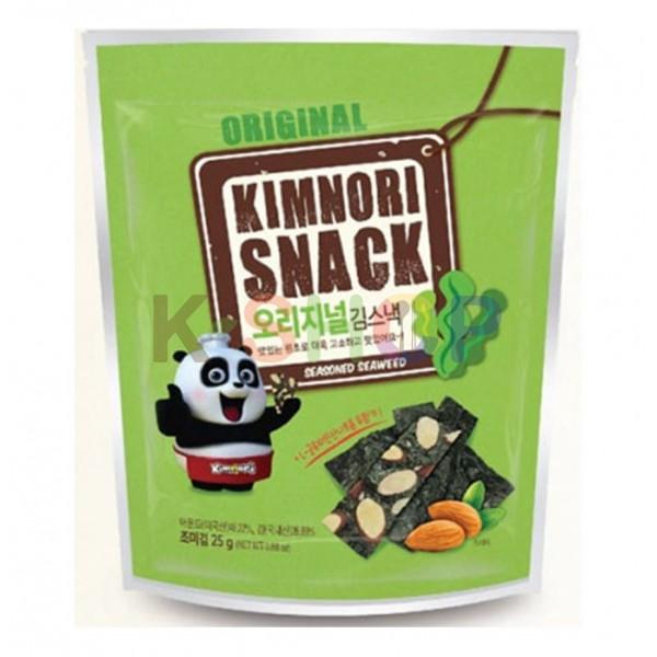 KWANGCHEON KWANGCHEON Kimnori Snack Original KCKIM   25g 1