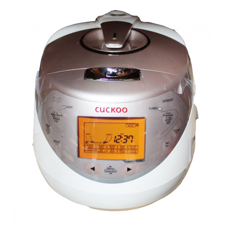 CUCKOO CUCKOO Cuckoo Rice Cooker CRP-HP0654F 1.08L mit Druck 1