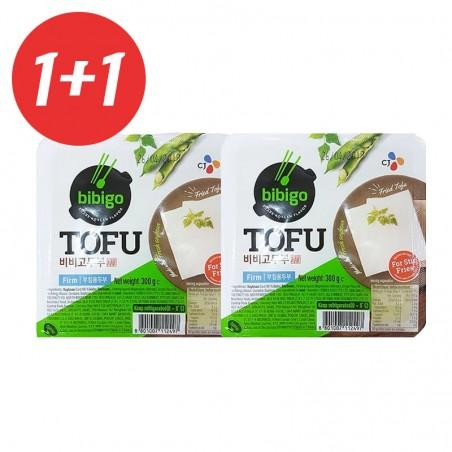 CJ BIBIGO CJ BIBIGO 1+1 (Kühl) CJ BIBIGO Tofu fest 300g (MHD: 08/05/2021) 1