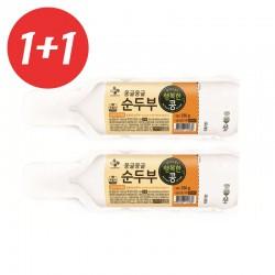 CJ BIBIGO CJ BIBIGO 1+1 (Kühl) CJ BIBIGO Tofu super weich 350g (MHD: 11/05/2021) 1