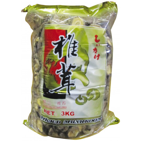 PANASIA PANASIA Dried Whole Shiitake 3kg 1