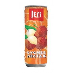 JEFI JEFI JEFI Lycheesaft 250ml 1