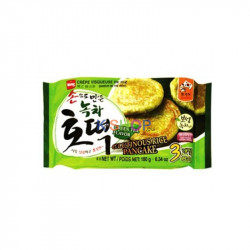SAONGWON  (FR) WANG Green tea glutinous rice cake (180g x 3) 1