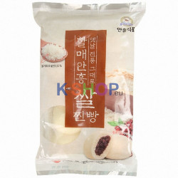 CHORIPDONG CHORIPDONG (FR) CHORIPDONG Steamed Bun stuffed with red bean paste (50g x 10) 1