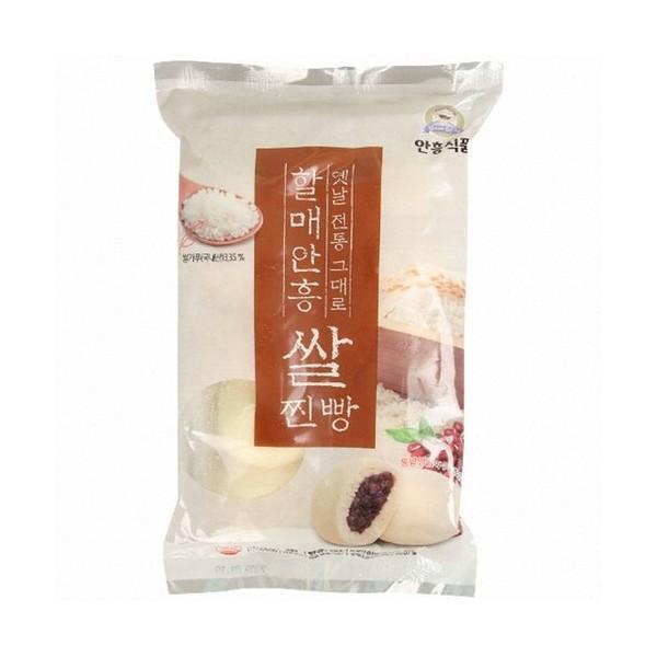 CHORIPDONG CHORIPDONG (FR) CHORIPDONG Steamed Bun stuffed with red bean paste (50g x 10) 1