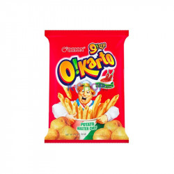 ORION ORION ORION Snack O! Potato Chilli 50g 1