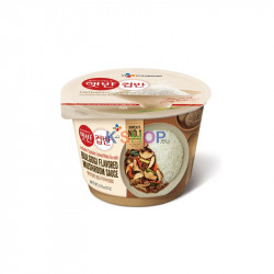 CJ HETBAN  CJ HETBAN Rice cup with mushrooms Bulgogi flavor 247g 1