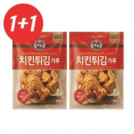 CJ BAEKSUL CJ BEKSUL 1+1CJ BEKSUL Teigmischung für Fried Chicken 1kg(MHD:06/11/2020) 1