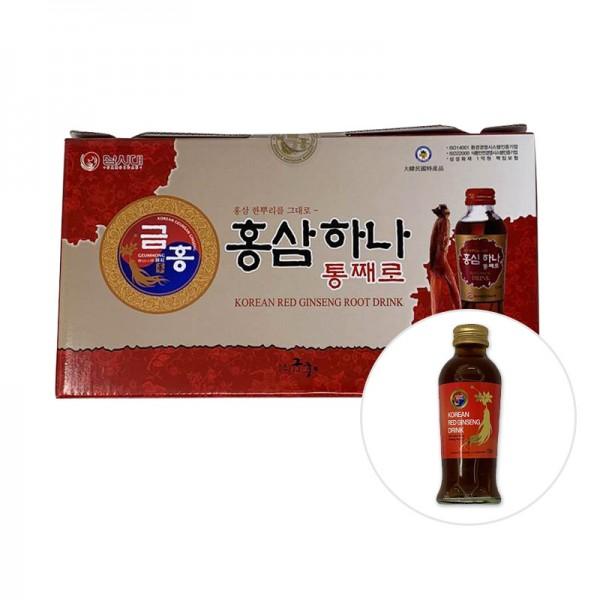 GEUMSAN GEUMHONG GEUMHONG Rote Ginseng Drink (120ml x 10) 1