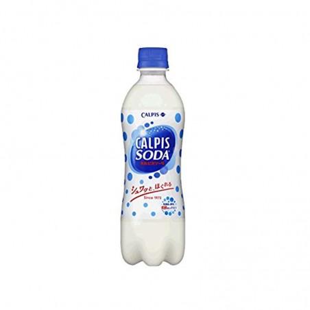 CALPIS CALPIS CALPIS Soda in Bottle 500ml(BBD : 05.09.2021) 1