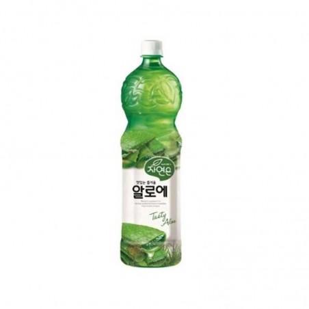 WOONGJIN WOONGJIN WOONGJIN  Zayeonun Aloe Juice 1.5L(BBD: 14/12/2021) 1