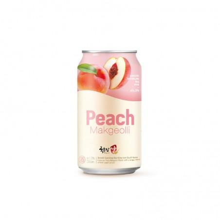 KOOKSOONDANG KOOKSOONDANG KOOKSOONDANG CAN Makgeolli (3% Alk.) Pfirsich 350ml 1