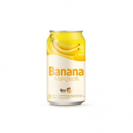 KOOKSOONDANG KOOKSOONDANG KOOKSOONDANG Makgeoli Banana (4 Alc.) 350ml 1