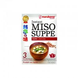 MARUMIYA  마루코메 미소 스프 (두부) 57g 1