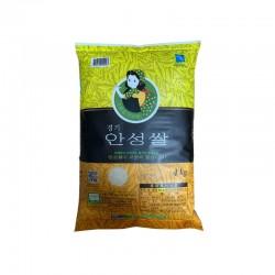 농협 경기 안성쌀 4kg 1