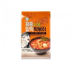 HANSUNG  (냉동) 수라상 88 서울 밀떡 떡볶이 454g 1