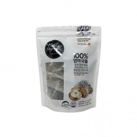 SHIMAYA  HAETONGRYEONG Shiitake Mushroom Soup Stock BAG 128 g (16 g x 8 Stück)(MHD:25.06.2021) 1