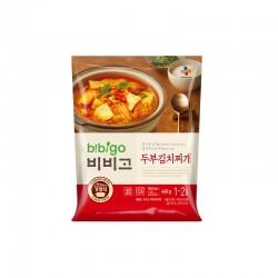 CJ HETBAN CJ BEKSUL CJ BIBIGO Tofu-Kimchi stew 460g 1