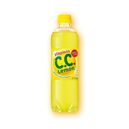 SUNTORY  SUNTORY C.C. Lemon 500ml 1