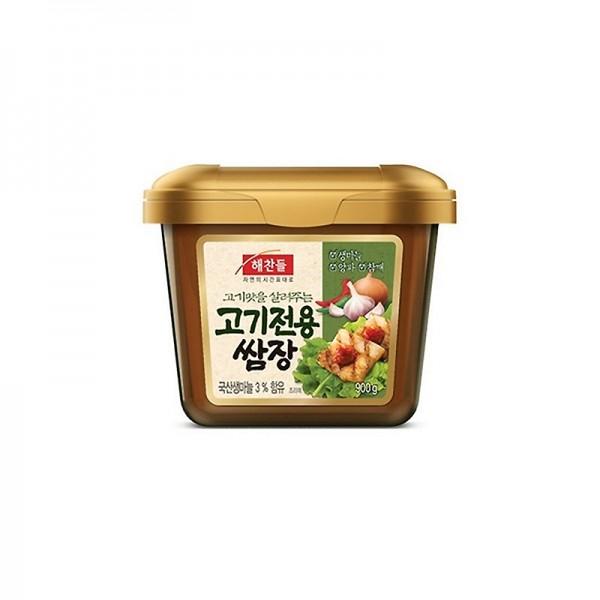 CJ HAECHANDLE  CJ HAECHANDLE Seasoned Soybean Paste for Meat Ssamjang 900g 1