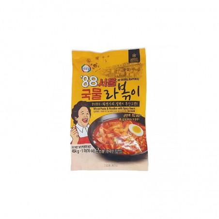 HANSUNG  (FR) SURASANG Rice cake with Noodle Rabokki 454g 1