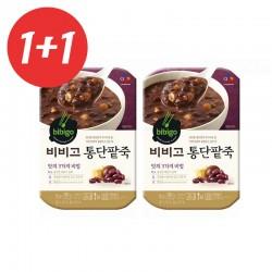 Dongwon CJ BIBIGO 1+1CJ BIBIGO Porridge with Sweet Red Bean 280g(BBD: 01/02/2021) 1