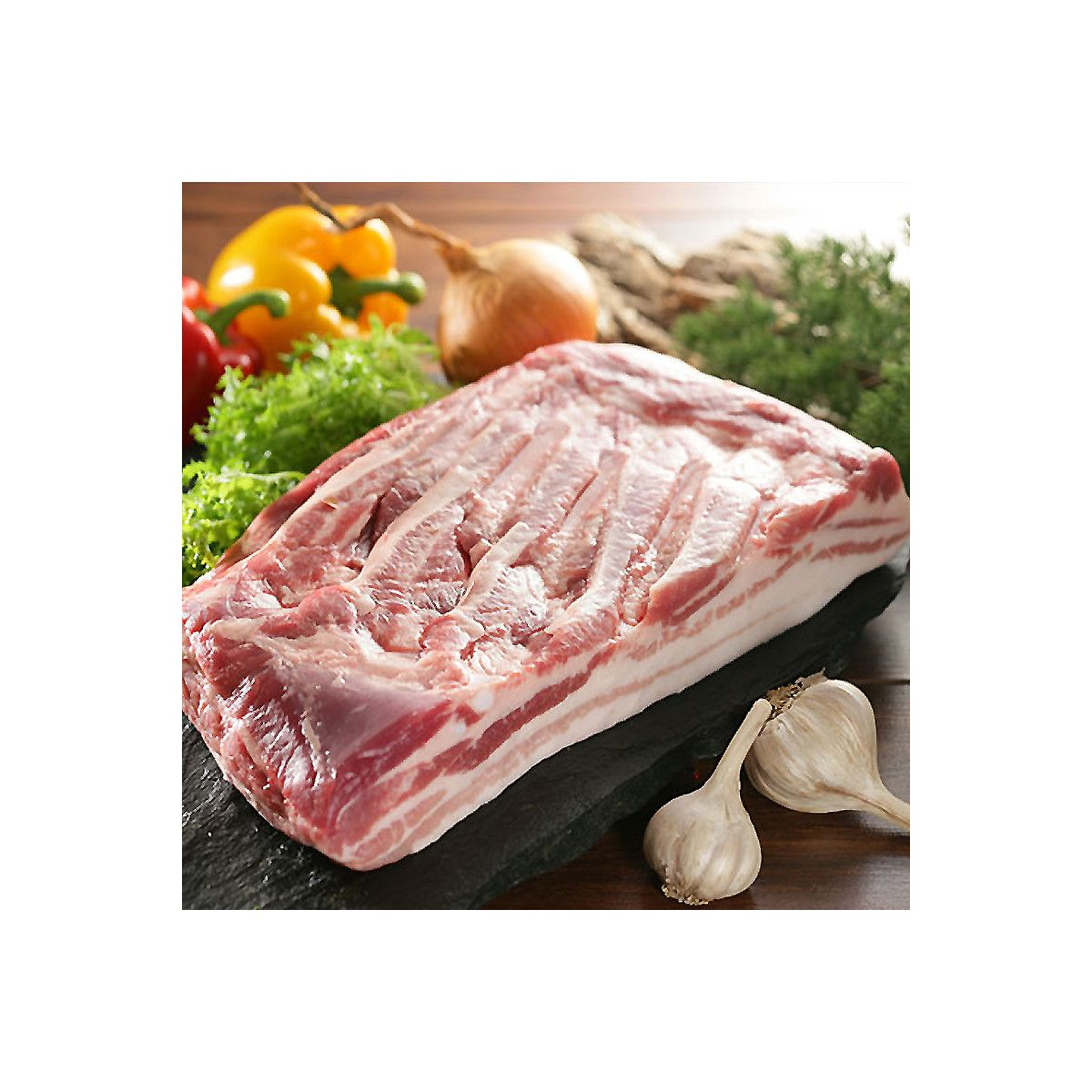 PANASIA  (FR) KSHOP Pork Belly ganz 1.5kg 1