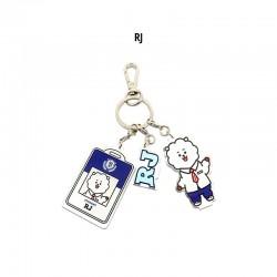BT21/BTS 아크릴 키링 -RJ /타타 /치미 /쿠키 1