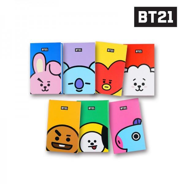 BT21/ BTS Diary A 1