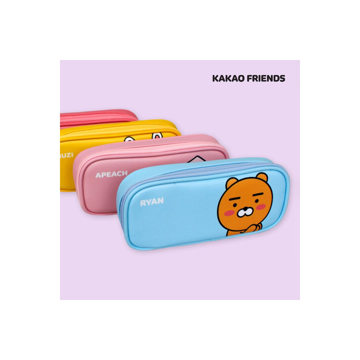 Kakao Friends / Pouch -RYAN/APEACH 1