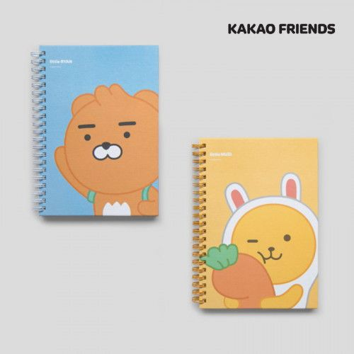 Kakao Friends / Index spring note 1
