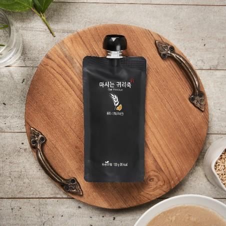 OTTOGI OTTOGI DUSONFOOD Drinkable oat porridge 130g(BBD: 13/05/2021) 1