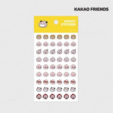 Kakao Friends / Epoxy Aufkleber 1