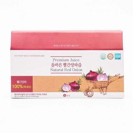 LOTTE  Red onion juice 80ml x 30 1