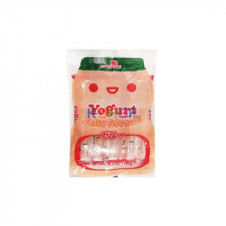 LOTTE  SPESHOW Jelly Straws Yogurt Flavor 193g 1