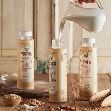 LOTTE  Korean multigrain shake 'Eats On Multigrain' 40g 1