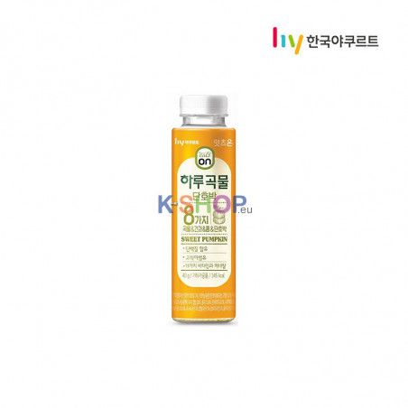 LOTTE  Korean multigrain shake 'Eats On Sweet Pumpkin' 40g 1