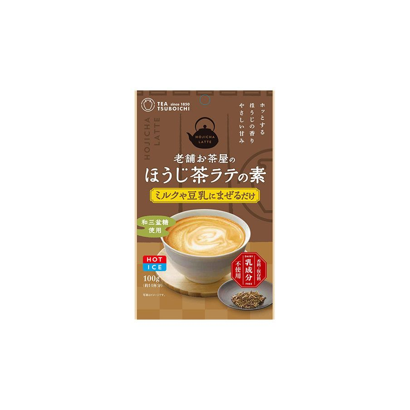 TEA TSUBOICH  TEA TSUBOICHI Instant Tea Hojicha Latte 100g 1
