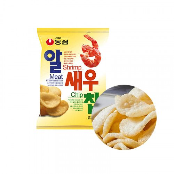 NONG SHIM NONG SHIM NONGSHIM Keks Shrimps Alseuchip  75g 1