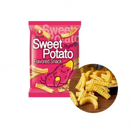 NONG SHIM NONG SHIM NONGSHIM Süßkartoffeln Chips 55g 1