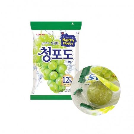 LOTTE LOTTE LOTTE Candy grape flavor 153g 1
