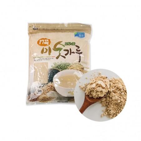 CHEONGEUN  청은 17곡 미숫가루 1kg 1