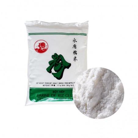 COCK COCK COCK Glutinous Rice Flour 400g 1