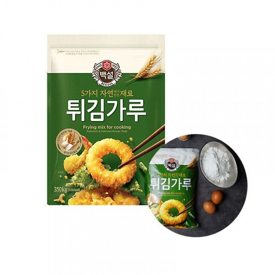 CJ BAEKSUL CJ BEKSUL 백설 5가지 자연에서 얻은 재료 튀김가루 1kg 1