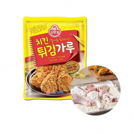OTTOGI OTTOGI OTTOGI Tempura Flour for Fried Chicken 1kg 1