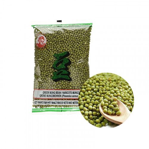 COCK COCK COCK Mung beans, green polished, 1st quality 400g 1